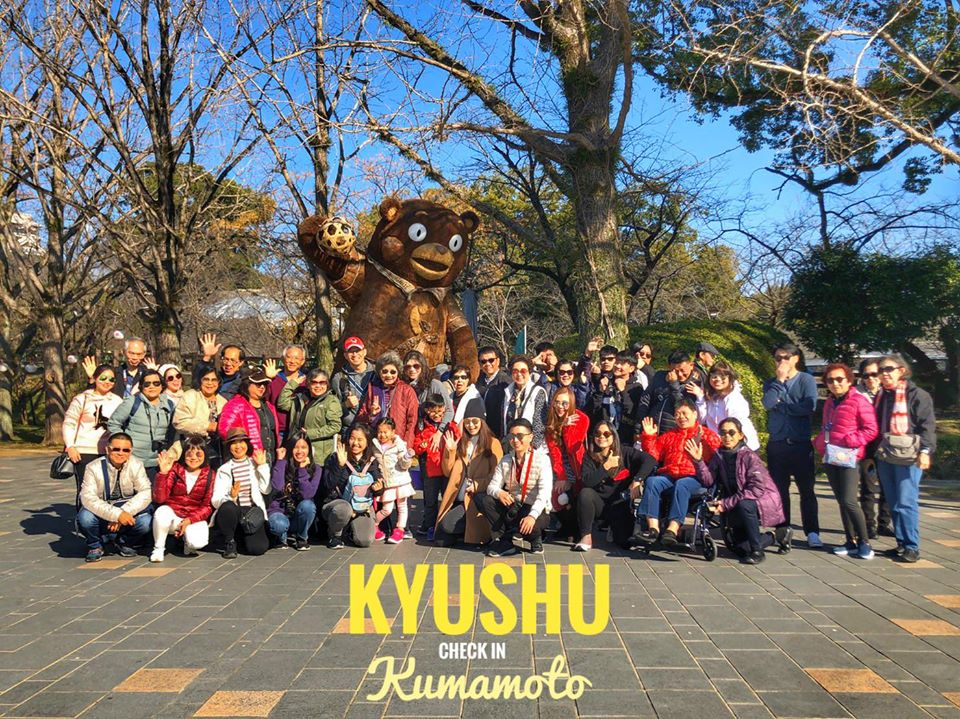 รีวิวลูกค้า กรุ๊ปทัวร์ญี่ปุ่น คิวชู ปีใหม่ 27-1 ม.ค.63 (6 บัส)